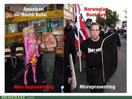 Slightly Political Meme