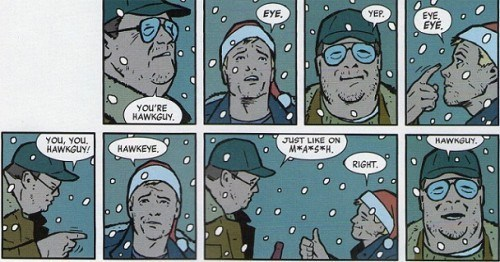 fame wtf off the page hawkeye funny - 7433031936