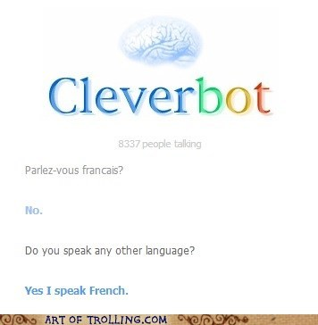 i regret nothing Cleverbot french - 7433144320
