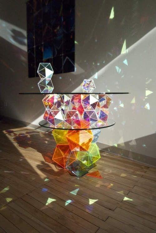 art table design pretty colors - 7433208576