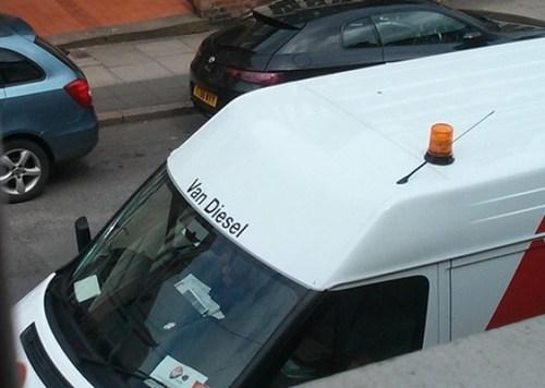 vin diesel,puns,cars,ambulance,funny