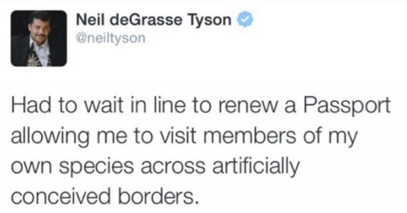 Neil Degrasse Tyson being condescending