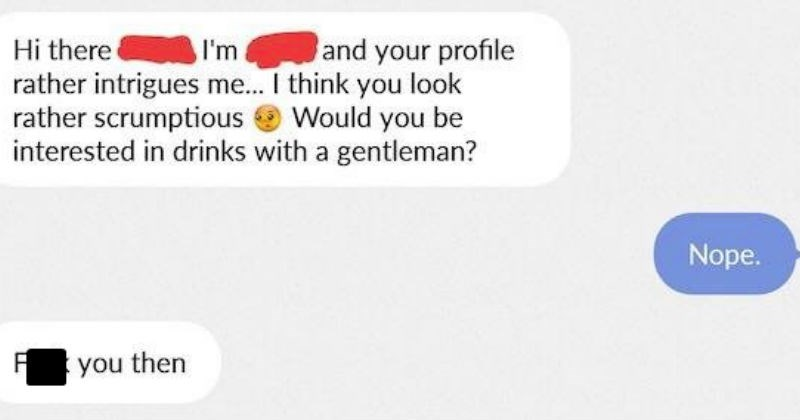 nice guys that failed to realize how crazy they are being