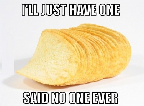 said no one ever chips funny - 7435221504