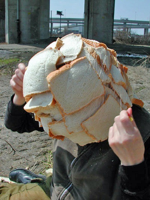 wtf mask bread funny - 7435673088