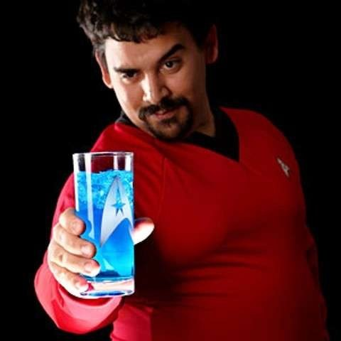 vaporized booze Star Trek funny - 7435712512