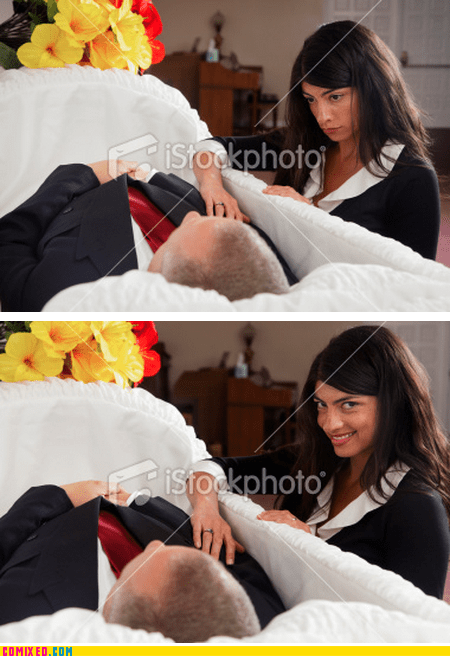 funeral emotions funny stock photos - 7435718912