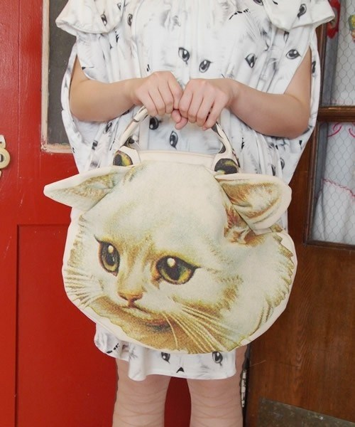 shirt handbag Cats - 7435801088