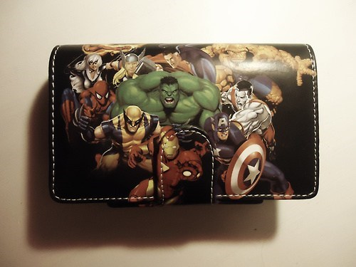 marvel wallet hulk funny - 7436012544