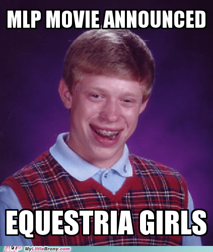 equestria girls Memes back luck brian funny - 7436424192