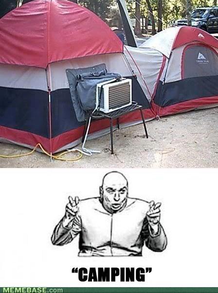 Memes camping funny - 7436877312