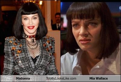 mia wallace totally looks like Madonna funny - 7437972736