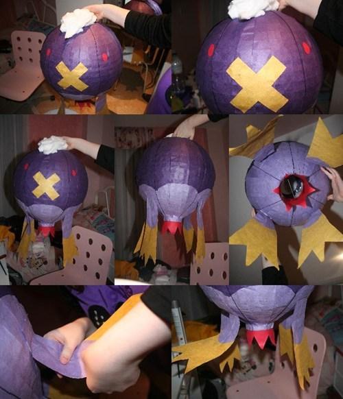 Pokémon IRL lamps drifblim funny - 7438772224