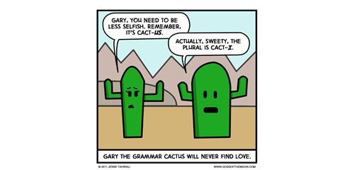 puns cactus comic funny - 7439152384