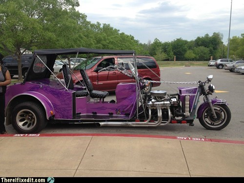 car motorcycle win