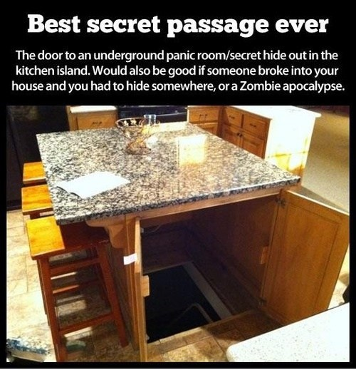 cool,secret passages,funny