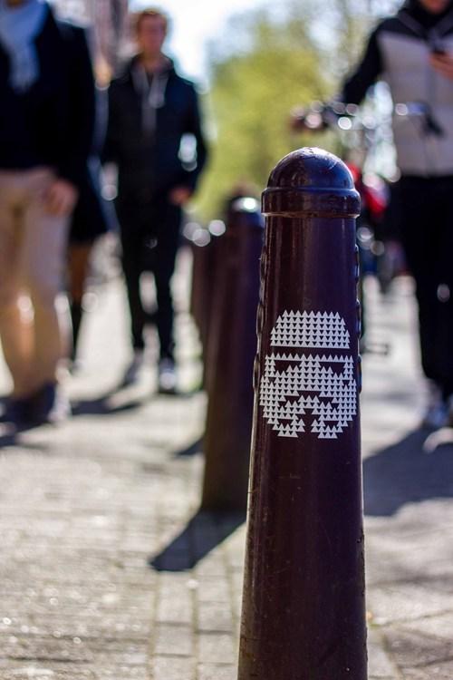 Street Art star wars nerdgasm hacked irl - 7440106752