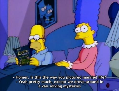 marriage simpsons homer quote - 7440109056