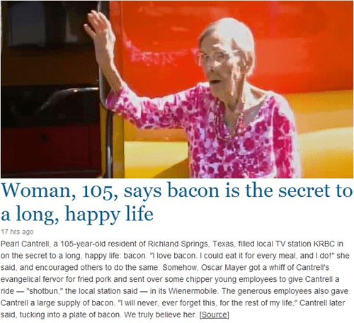 completely relevant news,old people rock,BAMF,bacon,g rated,win