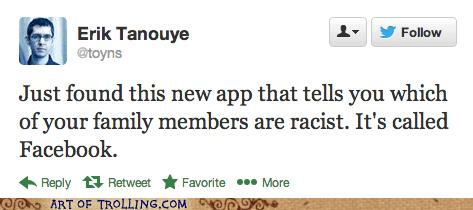 facebook racist funny - 7442291200