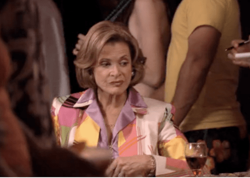 lucille bluth,arrested development,funny