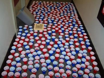 cups,room,prank,funny