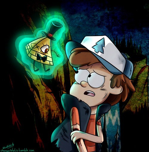 Fan Art gravity falls cartoons - 7443419392
