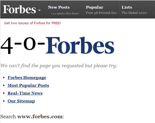 error 404 Forbes funny - 7443704320