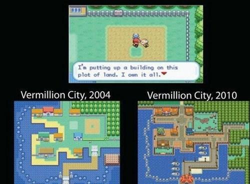 vermillion city Pokémon old man gameplay funny - 7443819776