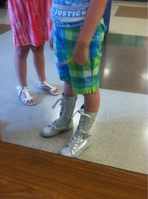 shoes kids funny - 7443912448