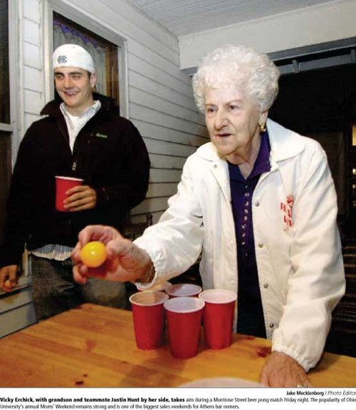 fun kids beer pong funny mothers day - 7446093312