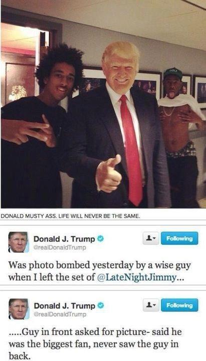photobomb,trump,funny