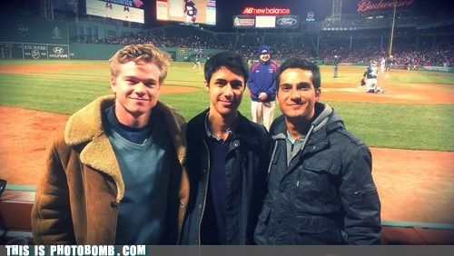 photobomb,baseball,funny
