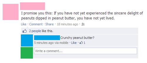 peanuts peanut butter funny - 7446422528