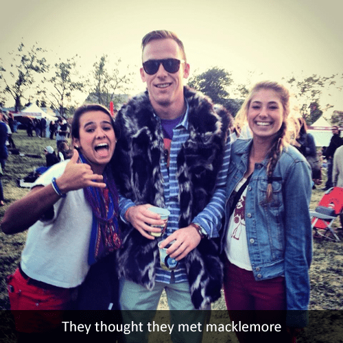 thrift shop Macklemore funny can't hold us - 7446434048