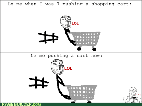 me gusta shopping cart lol guy - 7446439680
