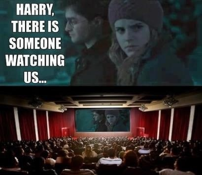 Harry Potter The Movies funny