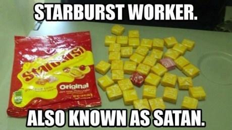 starburst evil funny - 7446549504