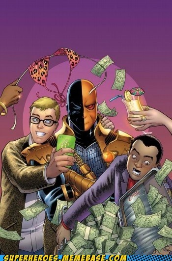 deathstroke wtf art amused funny - 7446637312