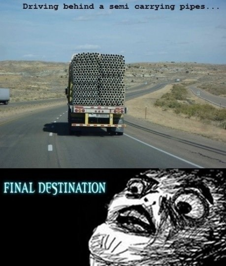 vibes funny Final Destination - 7446742272