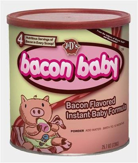 baby formula,funny,bacon,g rated,parenting