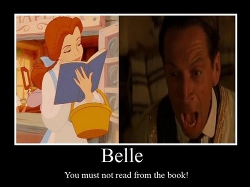 Beauty and the Beast belle funny - 7447088128