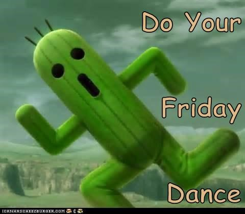 Do Your Friday Dance
