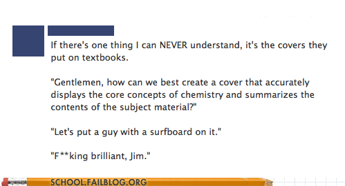 textbook facebook Chemistry funny - 7447686144