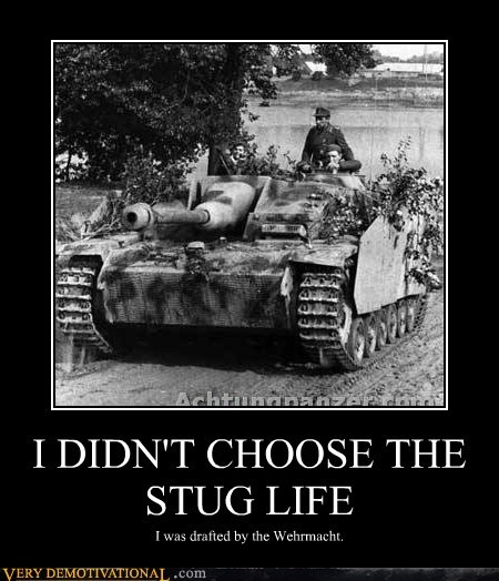 bad idea stug unfortunate tank funny - 7448377856
