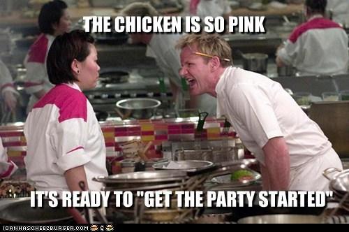 P!nk Chicken