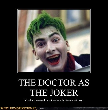 joker doctor who villain - 7449693184