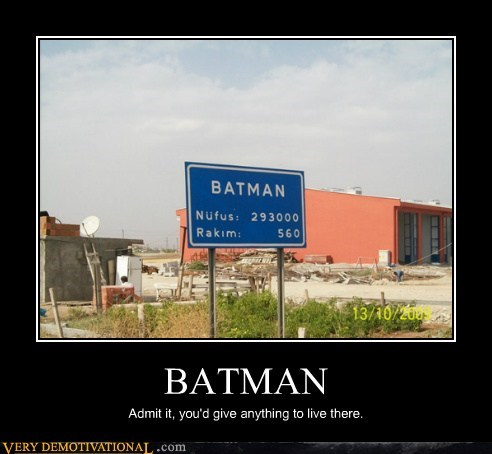 sign city caves batman funny - 7449804544