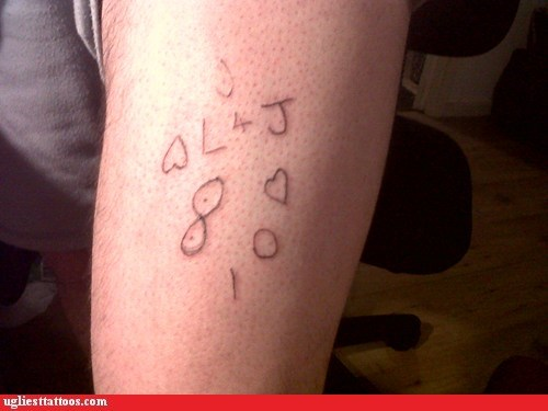 bad tattoos funny - 7450407424