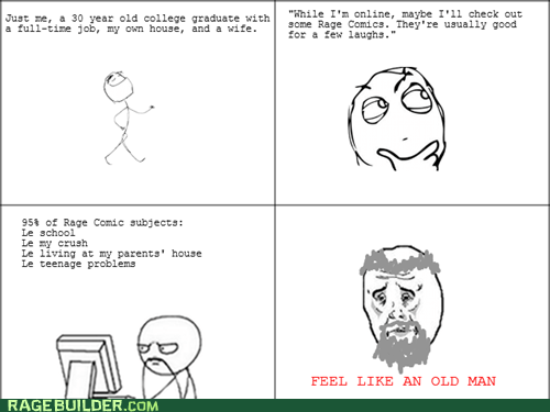okay guy making rage comics - 7452078848
